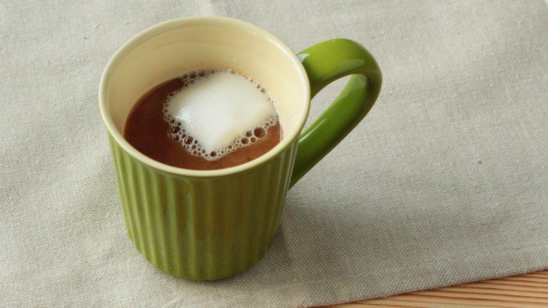 甘酒コーヒー
