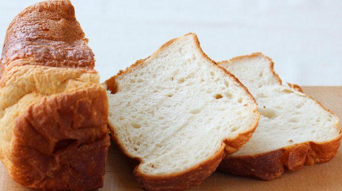ホームベーカリーで甘酒食パン