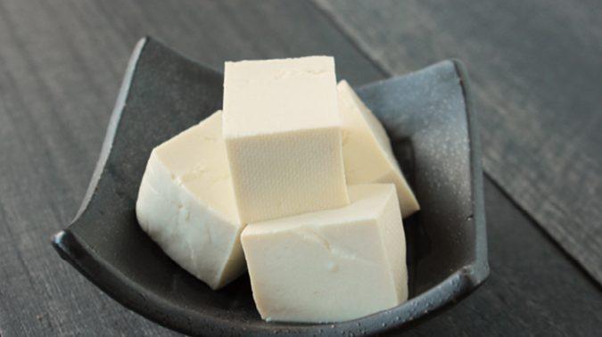 ねっとり濃厚 塩こうじ豆腐