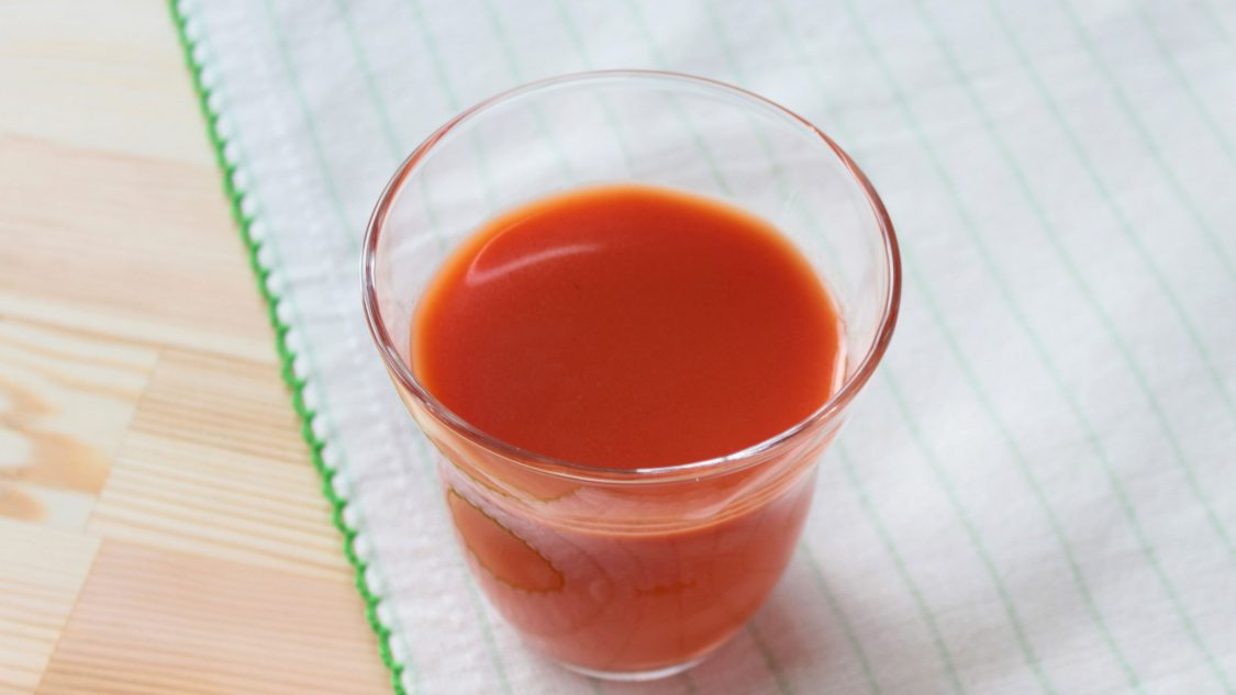 野菜ジュース甘酒